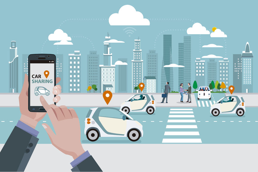 New open access research paper oncar-sharing